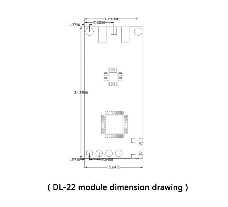 ttl zigbee module