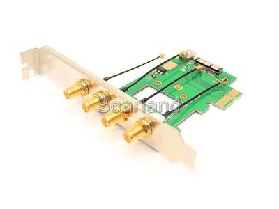 N-P2A1 BCM94360CD BCM94331CD WiFi Adapter for PCI-E