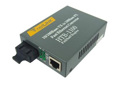 netLINK 10/100M Multi-mode Fiber Optic Ethernet Media Converter